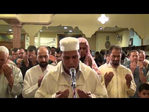 دعاء للمقرئ محمد الغزواني