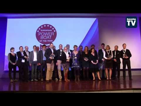 European Powerboat Award of the Year 2014