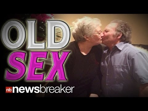 OLD SEX: Study Shows Senior Citizens Are Active Between