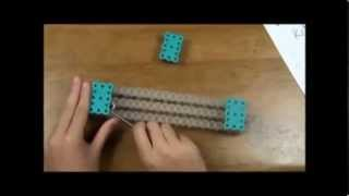 How To Make A Zig Zag Rainbow Loom Bracelet