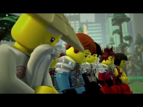 Ninjago Teaser Trailer #1 (2017) - Dave Franco, Jackie Chan Animated Movie HD