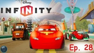 Disney Infinity Cars Episode 28 THE FINAL RACE