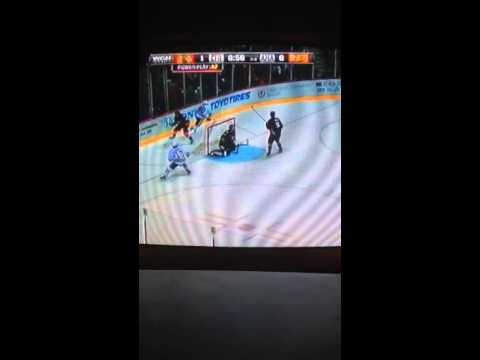 Chicago Blackhawks vs Anaheim Ducks 2/5/2014 part 5