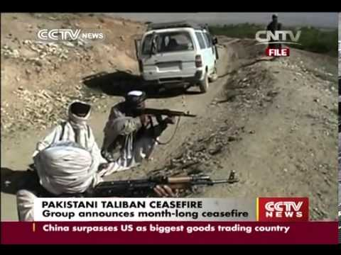 Pakistani Taliban announces month-long ceasefire with Punjabi ISI