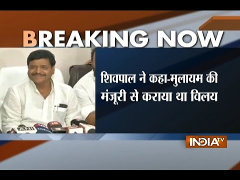 SP leader Shivpal Singh Yadav breaks silence over SP-QED alliance