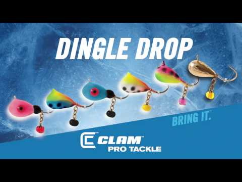 Thumbnail image for 'Clam Pro Tackle Dingle Drop Jig'