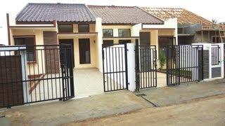 10_Dijual Rumah Baru Area (Bekasi, Pekayon, Jatiasih