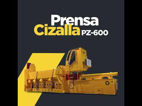 Prensa Cizalla PZ-600