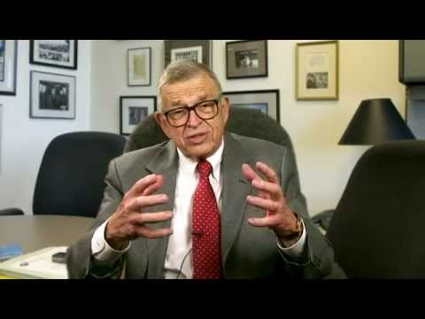 Chuck Colson on Religious Freedom and Possible Necessity of Civil Disobedience