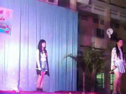 Ngày xuân long phụng sum vầy -  Đêm ca nhạc 4/2 THCS Thị Trấn Cái Vồn