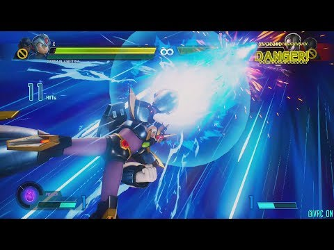 Marvel Vs Capcom Infinite (demo) All Level 3 Hyper Combos