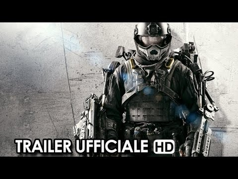Edge of Tomorrow - Senza domani Trailer Ufficiale Italiano (2014) - Tom Cruise, Emily Blunt HD