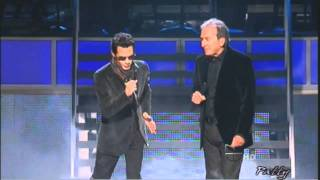 Marc Anthony Y Jose Luis Perales Latin Grammy