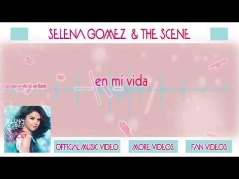 Selena Gomez - A Year Without Rain Lyrics (español), A YEAR WITHOUT RAIN / UN AÑO SIN VER LLOVER Dí qué sientes Cuando pienso en tí Una y otra vez Cada instante Que no estas junto a mí Mi mundo esta al revés Ca...
