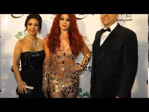 Haifa Wehbe at Sawt El Ghad talking about Halawet Rooh