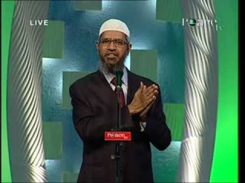 Dr Zakir Naik and Oxford Union Debate Address 3 of 7.flv