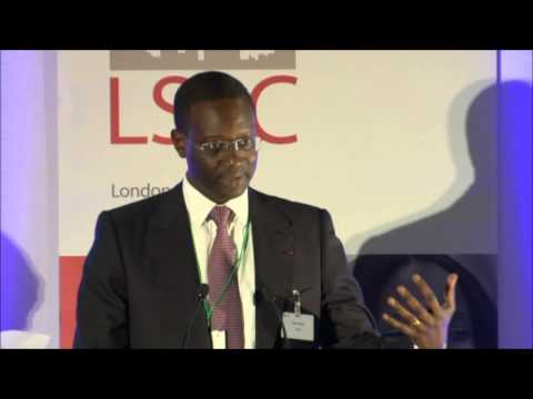 LSBC Awards 2013 - Tidjane Thiam - CEO of Prudential Ltd - Part 9