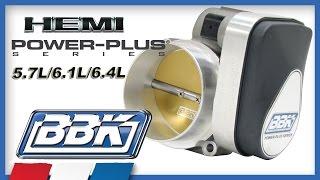 Hemi Throttle Body Challenger Charger 300 SRT8 5.7 6.1L 6