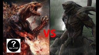 Kraken vs Godzilla, con nào sẽ thắng #3 || Bạn Có Biết?