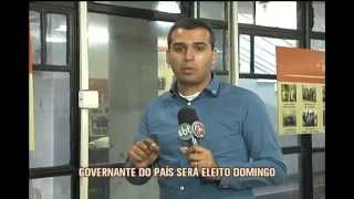 Elei��es 2014: governante do pa�s ser� eleito neste domingo