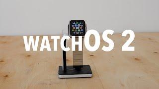 watchOS 2, repaso a las novedades