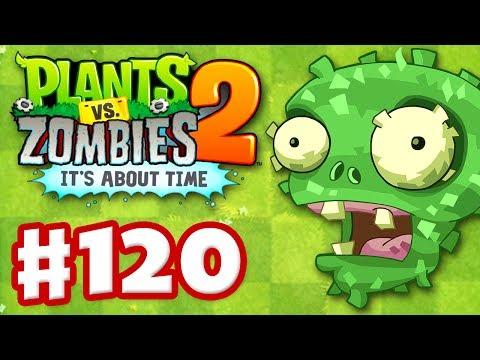 Plants vs. Zombies 2: It's About Time - Gameplay Walkthrough Part 120 - Señor Piñata (iOS)