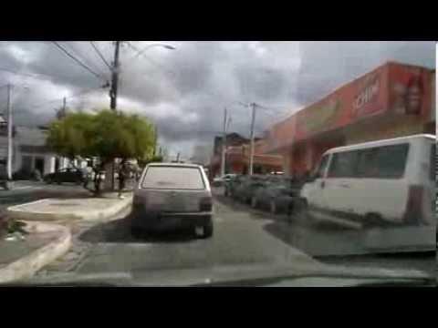 Dirigindo em alagoinhas-Bahia em 10.02.2014