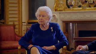 Queen Elizabeth speaks candidly about her coronation