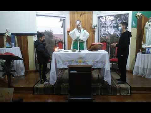 Santa Missa | 18.08.2021 | Quarta-feira | Padre Robson Antônio | ANSPAZ