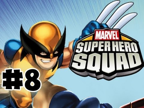 Marvel Super Hero Squad - The Infinity Gauntlet - Part 8 - Gameplay Walkthrough (HD)