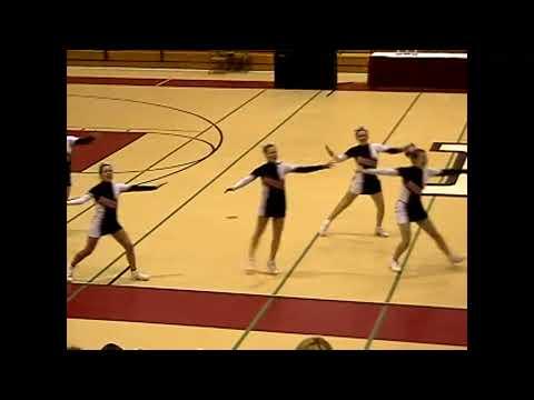CVAC Cheering  2-26-06