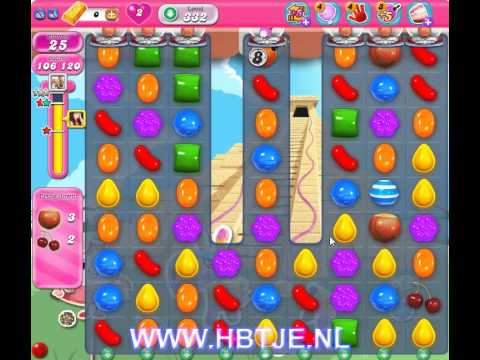 Candy Crush Saga level 332