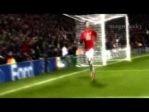 Cristiano Ronaldo all Manchester United goals 2003-2009 Part 1