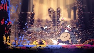 Hollow Knight - Gods & Glory Megjelenési Dátum Trailer