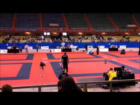 ADCC Pro Trials 2011 - Blue Belt -183lbs - Shon Diaz, Marra Senki Team 2