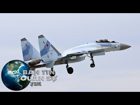 Tin Quân Sự - Nga Rút 4 Tiêm Kích Su35S Khỏi Syria | Tin Thế Giới