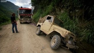 Top Gear: Bolivia's Death Road