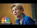 Senator Elizabeth Warren Barred From Senate Debate For Impugning Jeff Sessions | NBC News