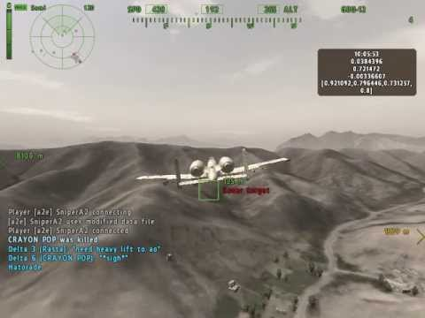 Arma 2 Operation Arrowhead - Why you need to be careful who you laser designate