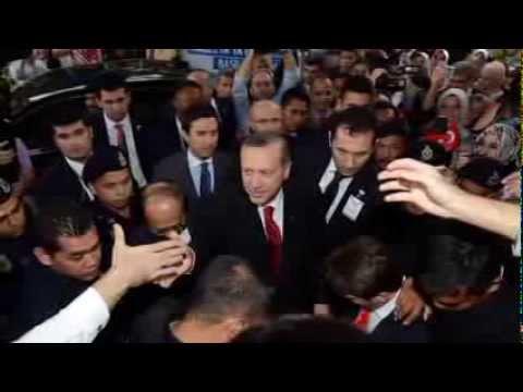 Recep Tayyip Erdoğan | Tasalanma Yiğidim !