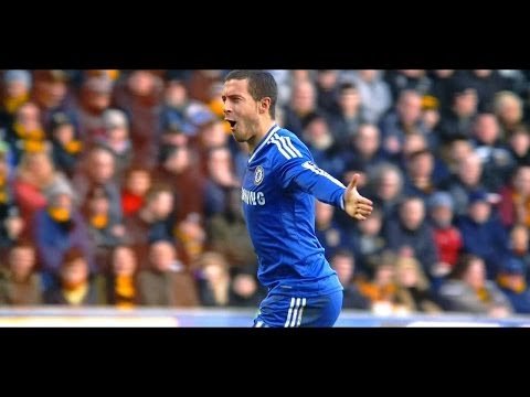 Eden Hazard vs Hull City (Away) 13-14 HD 720p By EdenHazard10i