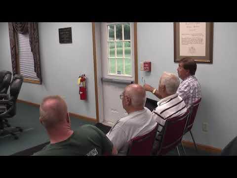 Champlain Town Board Meeting 8-14-12