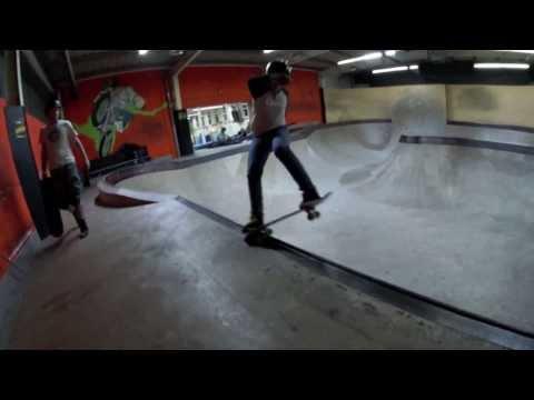 Leon Rüb Wasted Skateboards Part 2014