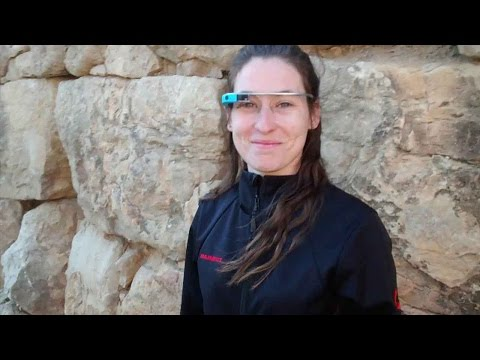 Google Glass & Cultural Heritage I AM Project