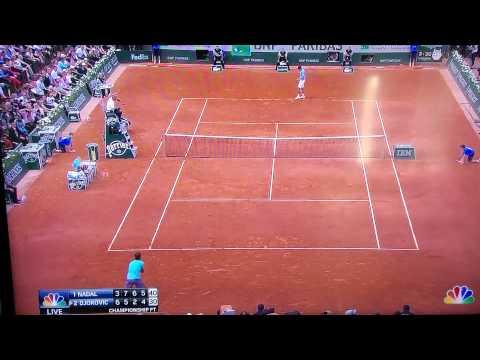 Rafa Nadal wins 2014 French Open