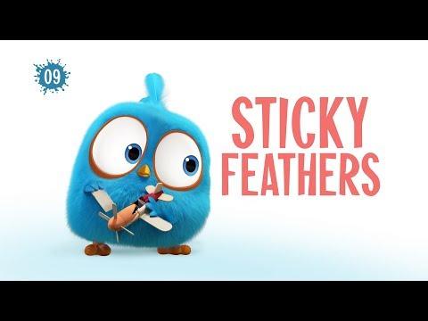 Angry Birds Blues 9 - Lepivé krídla
