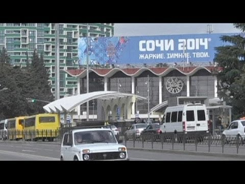Sochi security operation in force for Olympics