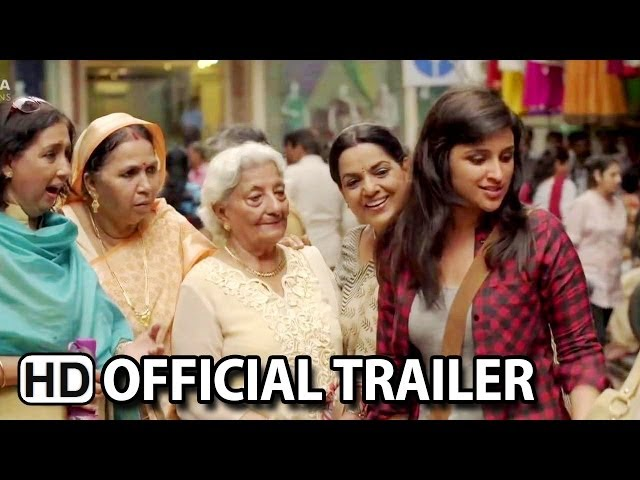 Hasee Toh Phasee - Official Trailer (2014) HD