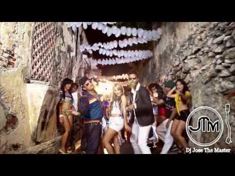 Mega Mix Champeta Top Three Video Mix Dj Jose The Master la invite a bailar bandida celosa