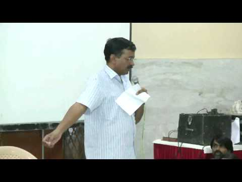 Arvind Kejriwal At AAP MP's Meet (part 2)